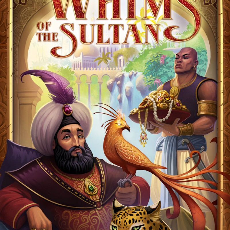 Five Tribes Whims