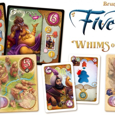 Five Tribes Whims Sample