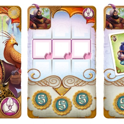 Five Tribes Whims Sultan