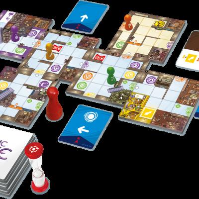 Magic Maze Omgång