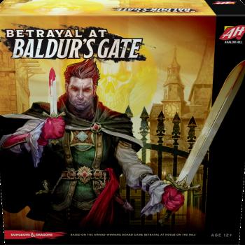 Betrayal at Baldurs