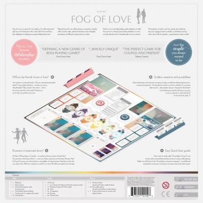 Fog of Love baksida
