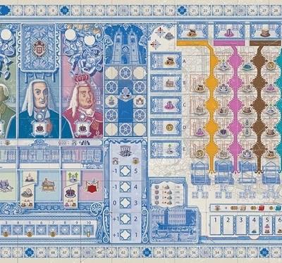 Lisboa game board