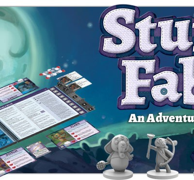 Stuffed Fables promo
