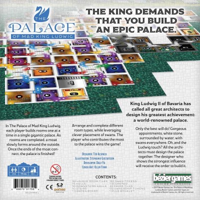 Palace of Mad King Back