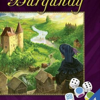 Burgundy Dice