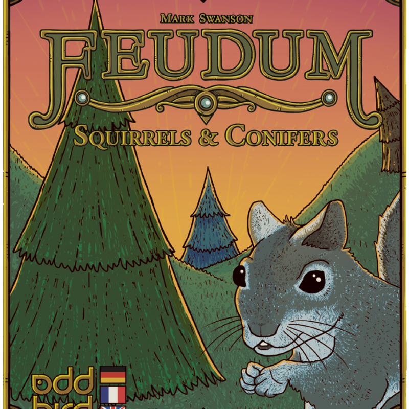 Feudum squirrels