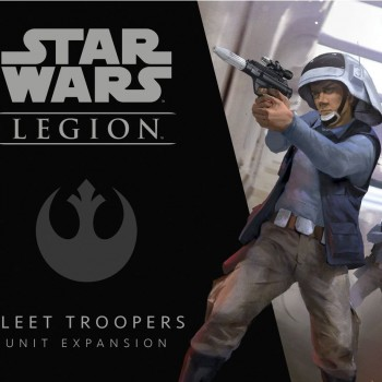 Legion Fleet Troopers
