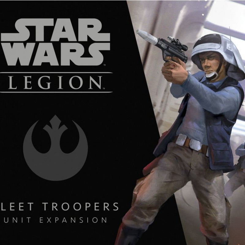 Legion Fleet Troopers