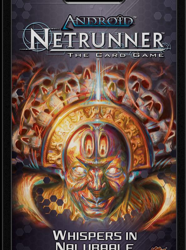 Netrunner whispers