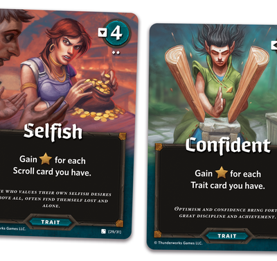 Roll player expansion cards