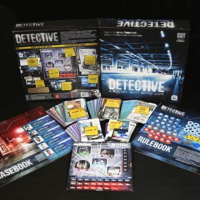 Detective Innehåll